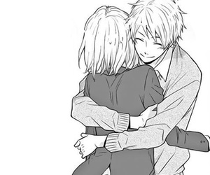 anime, manga, and couple image