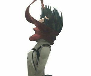 anime, mikasa, and snk image
