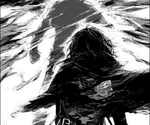 shingeki no kyojin, attack on titan, and anime image