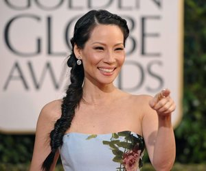 actresses, celebrity, and lucy liu image