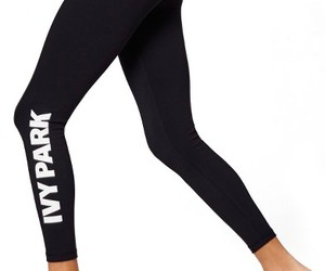leggings and ivy park image