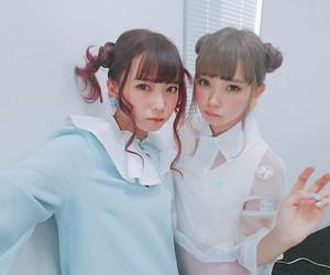 fashion, hair, and Harajuku image
