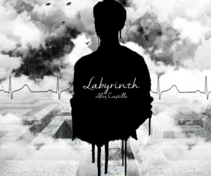 cover, Darkness, and music image