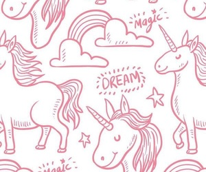 unicorn, wallpaper, and background image