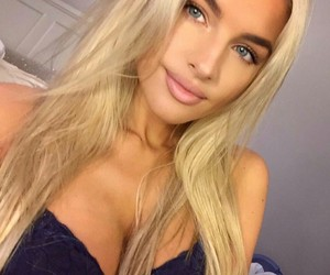 blonde, beauty, and blue eyes image