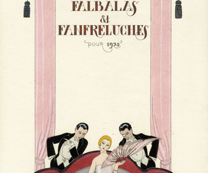 1920s, 1925, and George Barbier image