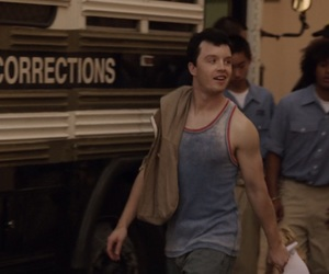 mickey, shameless, and noel fisher image