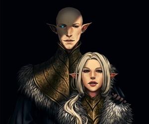 inquisition, dragon age, and nipuni image