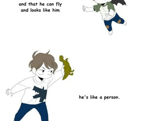 child, raising a bat, and manhwa image