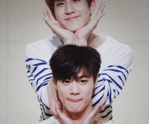 korean, jinjin, and astro image