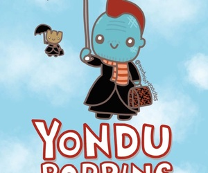 yondu, Marvel, and Mary Poppins image