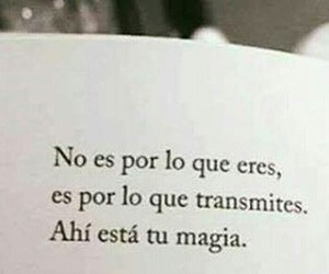 frases, magia, and frase image