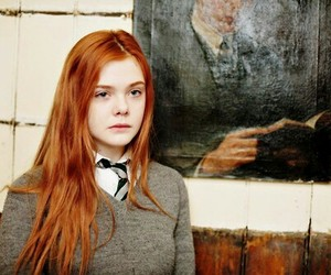 Elle Fanning, redhead, and ginger image