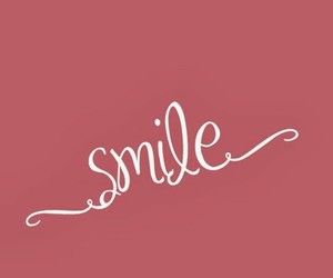 wallpaper and smile image