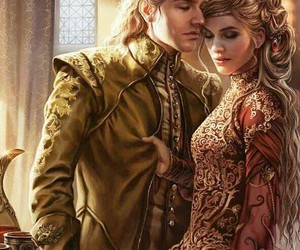 lannister, game of thrones, and cersei lannister image