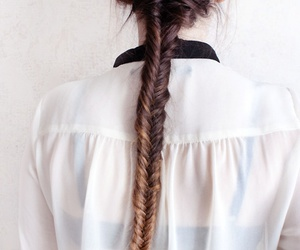 *, gilr, and fish tail braid image