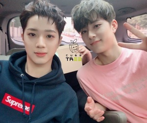 cubeentertainment, seonho, and produce 101 image