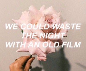 roses, lyric art, and chainsmokers image
