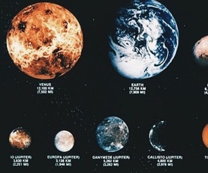 moon and planet image