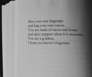 quotes, book, and kiss image