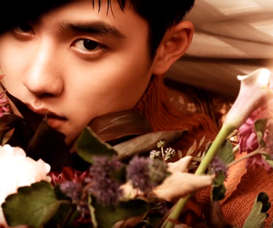 d.o., exo, and kyungsoo image
