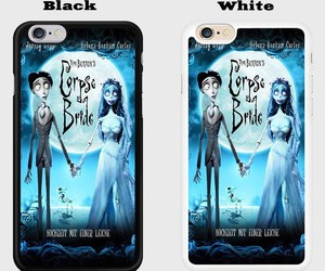corpse bride, iphone 6, and cover image