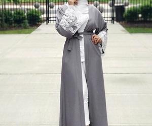 arab, hijab, and Dubai image