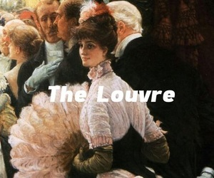 aesthetic, songs, and the louvre image