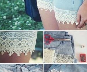 diy, short, and shorts image