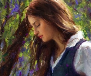 art, bryce cameron liston, and colors image