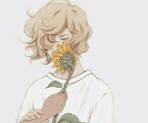 art, anime, and illustration image