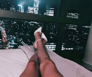 city, shoes, and kendall jenner image