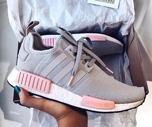 shoes, adidas, and sneakers image