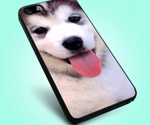 animal, dog, and iphone case image