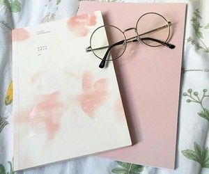 aesthetic, pink, and bts image