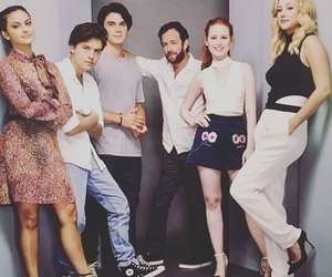 comics, cw, and cole sprouse image