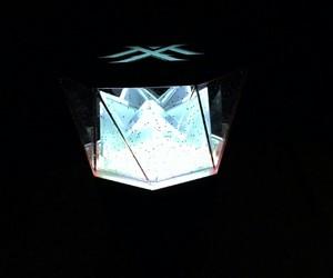 dark, kpop, and lightstick image