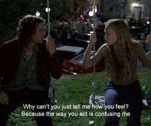 movie, love, and feelings image