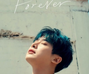 wonho, kpop, and wallpaper image