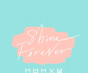 edit, kpop, and shine forever image