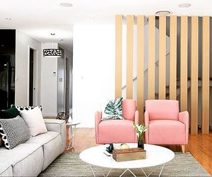 home staging, decorative items, and furniture rental image