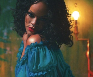 rihanna, beautiful, and wild thoughts image