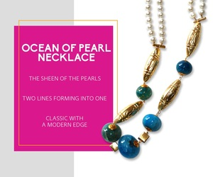 bold-necklace and trendy-necklaces image