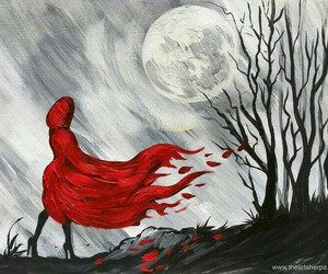 luna, scarlet, and wolf image