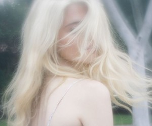 blonde, faceless, and lolita image