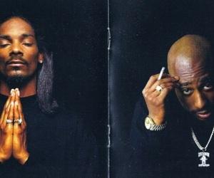 snoop dogg and tupac image