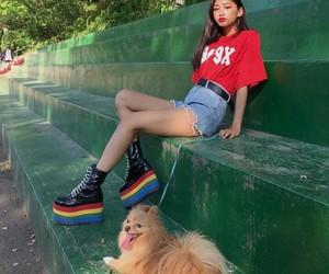 ulzzang, asian, and fashion image