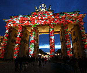 berlin, brandenburger tor, and sightseeing image