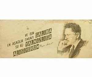 nazim hikmet, nhr, and türkçe sözler image