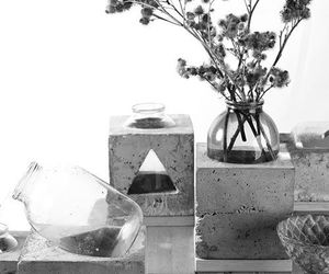 cement, form, and diy room decor image